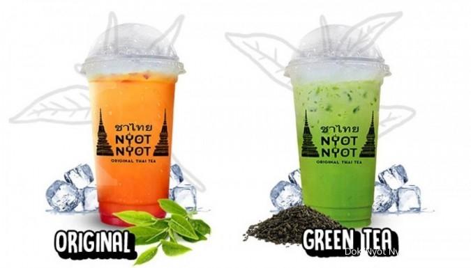 Meneguk peluang basah bisnis teh Thailand