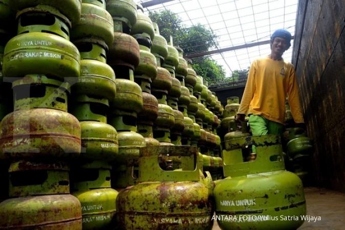 Pemakai LPG 3 Kg melejit, Menteri Jonan curiga
