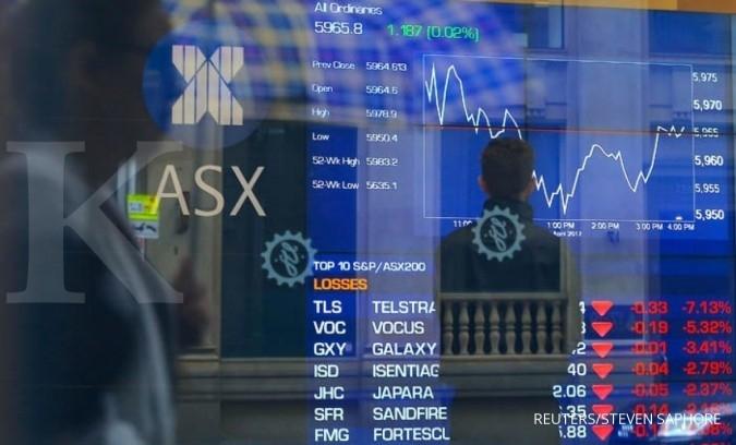 Bursa Asia mengekor penguatan Wall Street