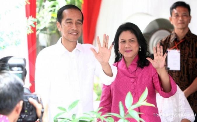 Jokowi: Apapun hasilnya harus lapang dada