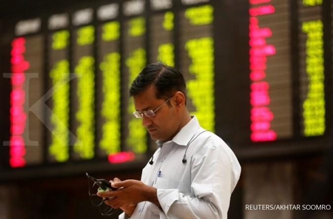 Bursa Asia mengikuti pelemahan bursa AS pagi ini