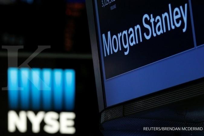 Morgan Stanley bisa jadi raja baru Wall Street