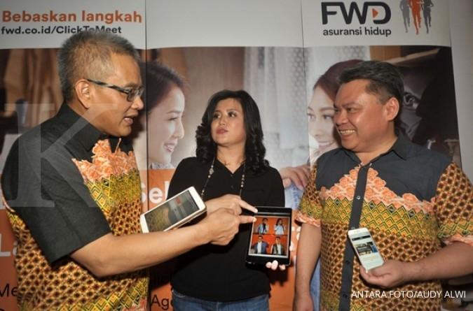 Nasabah FWD Life bisa pilih agen via Click To Meet