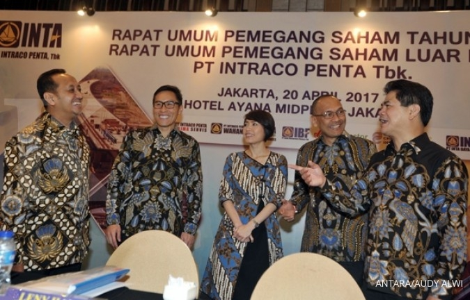 INTA perkuat reccuring income