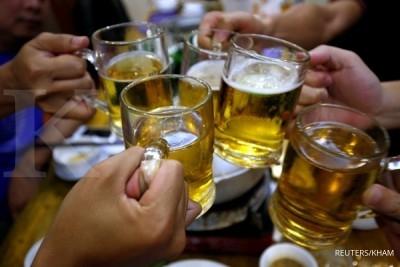 Turunkan risiko diabetes dengan minuman beralkohol