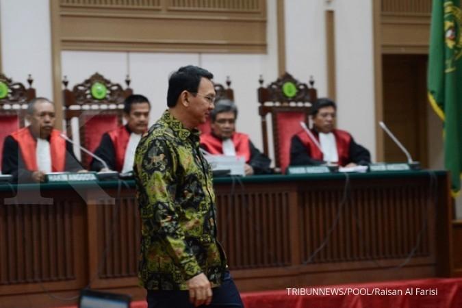Jaksa batal ajukan banding kasus Ahok