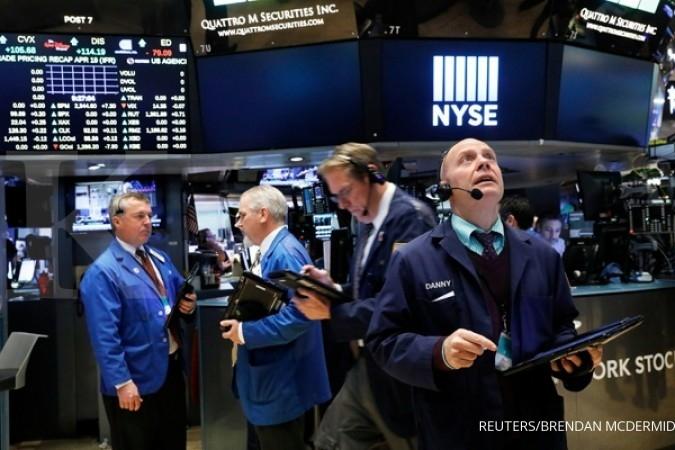 Bursa AS meroket ditenagai kinerja Q1 2017
