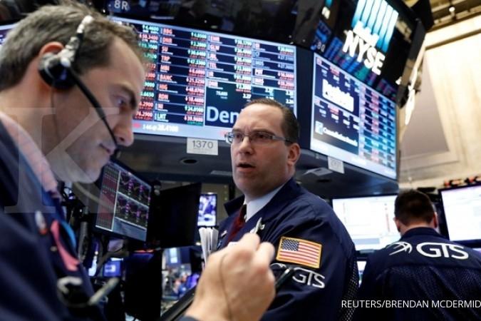 Wall Street dibuka naik didorong musim laporan