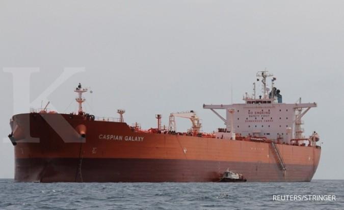 Penguatan harga minyak tertahan di US$ 50