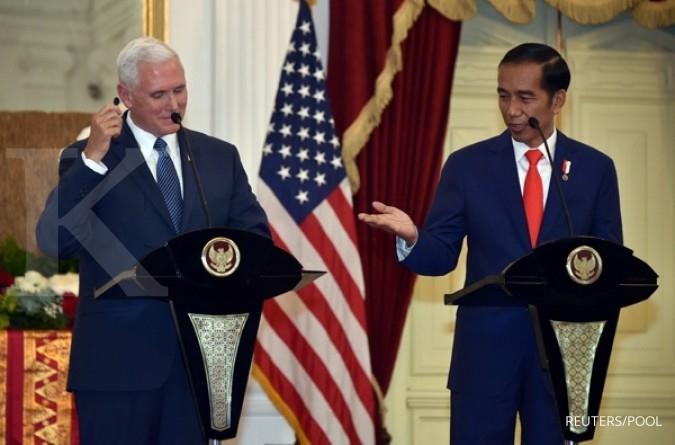 Jokowi, presiden dengan follower terbanyak ke-4