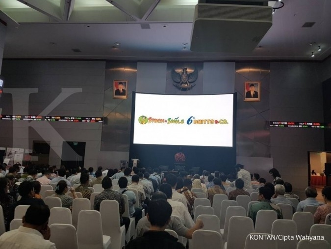 KONTAN gelar talkshow Rahasia Sukses Trader Saham