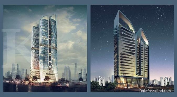 FORZ Forza Land alokasikan capex Rp 500 miliar