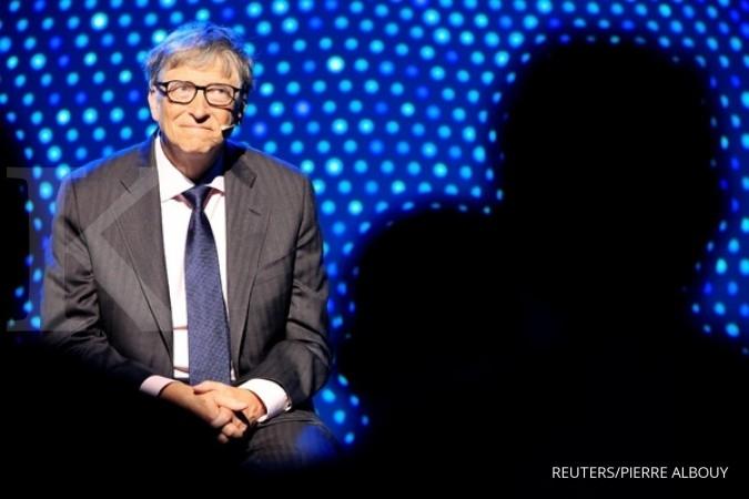 Kabar Bill Gates ditangkap karena uji coba vaksin, begini faktanya - Internasional Kontan