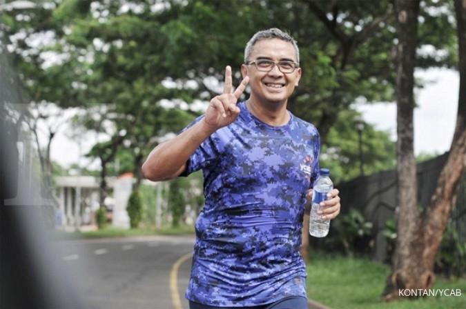 Muhammad Farhan jadi newbie trialthon