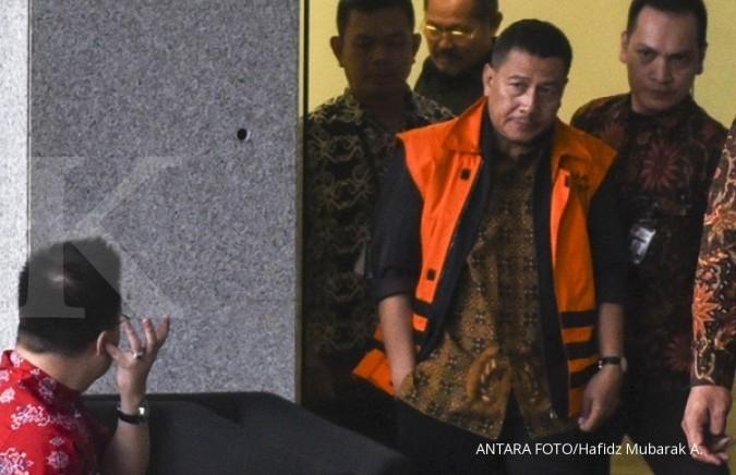 KPK tahan DW atase imigrasi KBRI di Malaysia