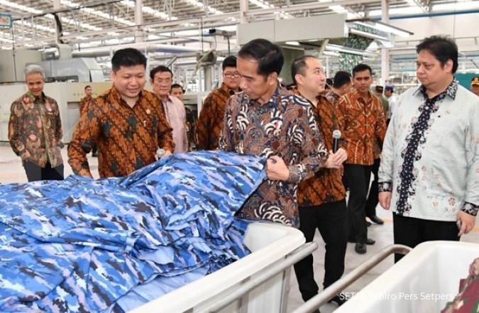 Menperin: Industri TPT harus perluas pasar ekspor