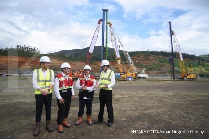 Antam dan WIKA-KHI groundbreaking pabrik feronikel