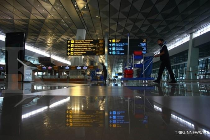 Rute internasional terminal 3 Soetta dimulai 1 Mei