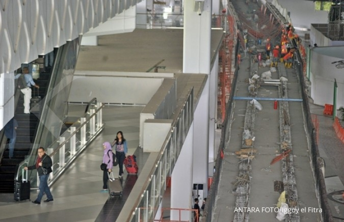 Skytrain to start operations next month at Soetta