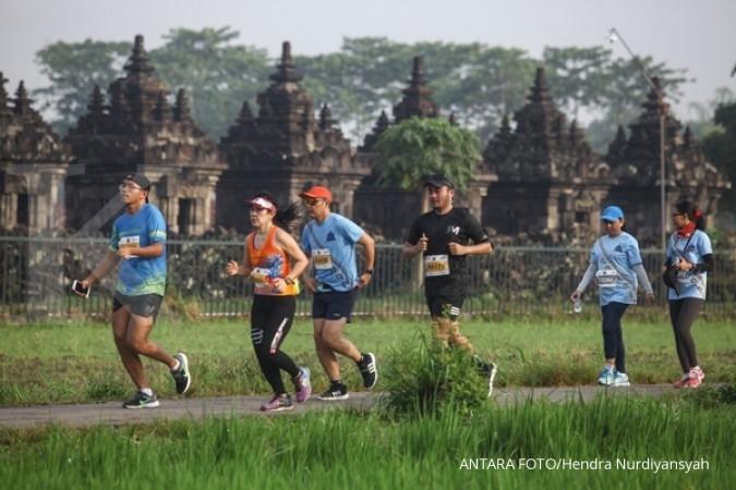 Berlari bersama kearifan budaya Yogyakarta