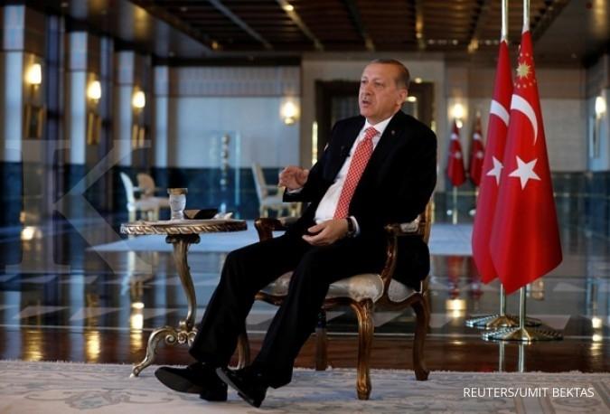 AS-Turki tegang, layanan visa dua negara dibekukan