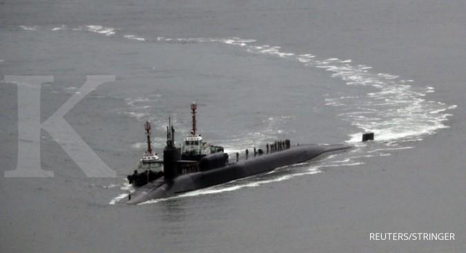 AL Argentina kehilangan kapal selam berawak