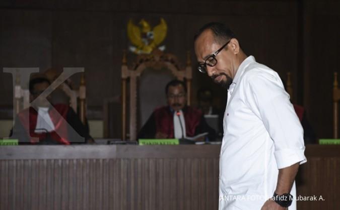 Politisi PAN Andi Taufan dihukum 9 tahun penjara