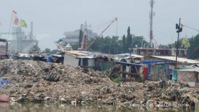 Jakarta to stop people rebuilding on cleared land