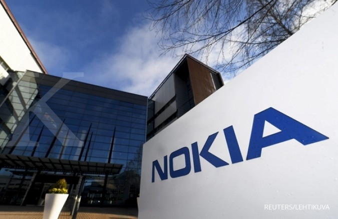 Nokia jalin kerja sama dengan Intel untuk percepat teknologi 5G. Lehtikuva/Vesa Moilanen/via REUTERS ATTENTION EDITORS - THIS IMAGE WAS PROVIDED BY A THIRD PARTY. FOR EDITORIAL USE ONLY. NO THIRD PARTY SALES. NOT FOR USE BY REUTERS THIRD PARTY DISTRIBUTOR