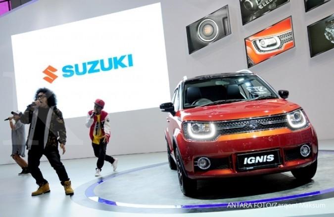 Andalkan Ignis, Suzuki lampau target di IIMS