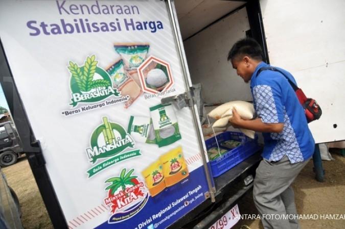 Bulog tawarkan gula rafinasi ke industri mamin