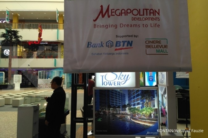 EMDE Megapolitan Developments (EMDE) geber recurring income lewat bisnis mall