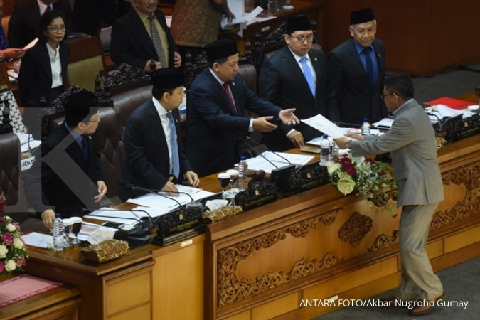 Gerindra withdraws participation from KPK inquiry