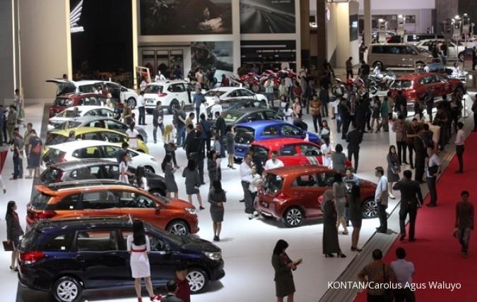 Penjualan mobil sampai April tumbuh 6,05%