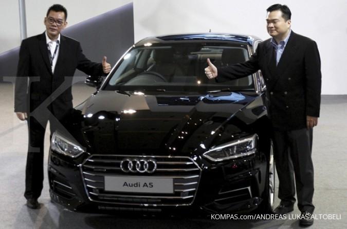 Audi belum tertarik bangun pabrik di Indonesia