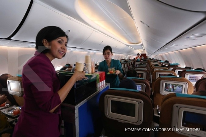Garuda prepares 45,000 additional seats