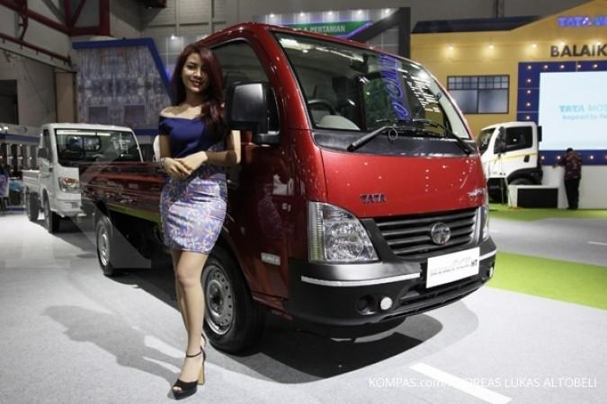 Tata Motors kenalkan 2 mobil barunya di IIMS