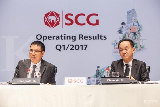 Laba SCG Cement Thailand tergerus di kuartal II