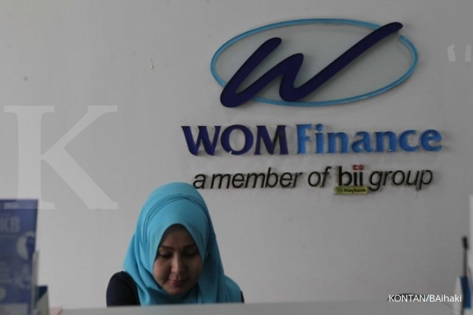Juni 2018, NPF WOM Finance membaik di level 2,35%