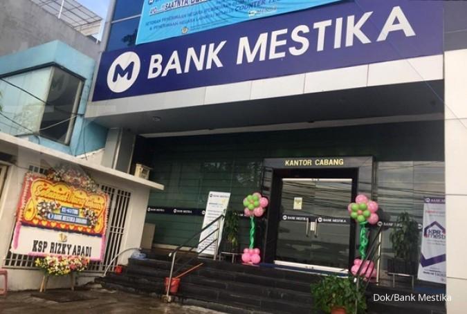 BBMD Buyback saham, Bank Mestika Dharma kucurkan dana Rp 100 miliar