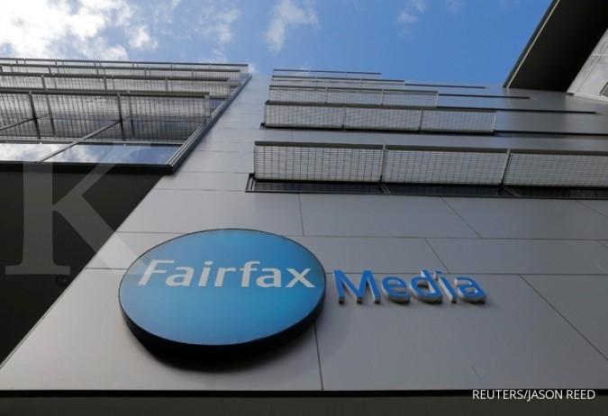 TPG siap caplok Fairfax US$ 1,6 miliar