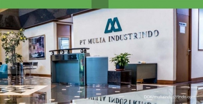 MLIA Ini penyebab kinerja Mulia Industrindo (MLIA) di 2019 anjlok hingga 30%