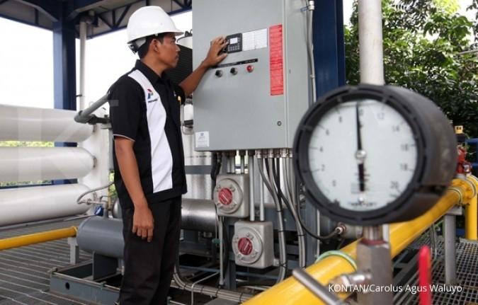 Baru 10 SPBU siap pasang dispenser gas tahun depan