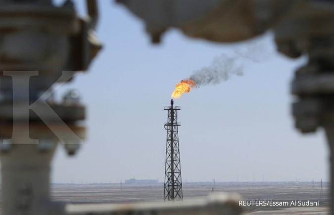 Harga minyak ditopang penurunan produksi OPEC