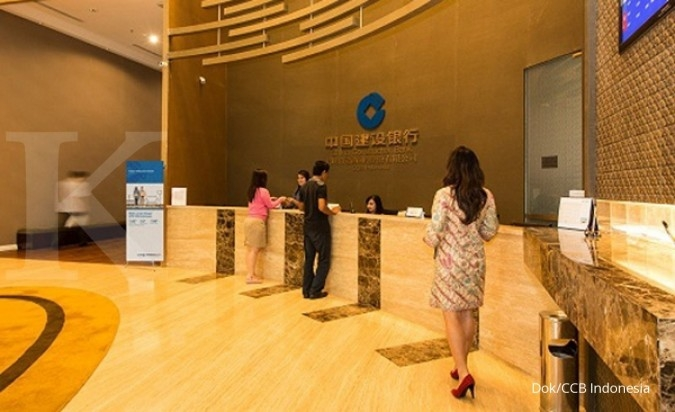 MCOR Laba China Construction Bank (MCOR) tumbuh di kuartal I, ini faktornya