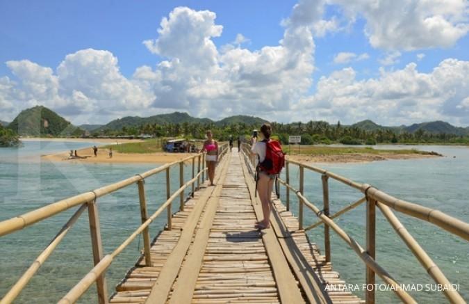 Wisata Indonesia kian moncer bagi asing