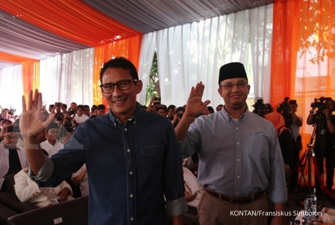 Adakah program Anies-Sandi di APBD 2017?