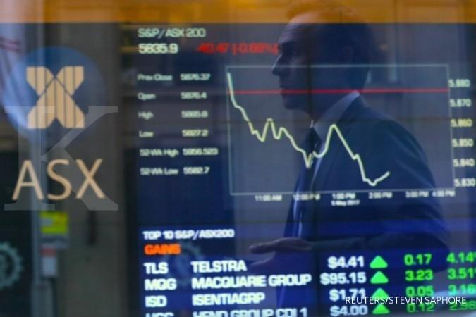 Bursa Asia kembali turun dipicu gejolak politik AS
