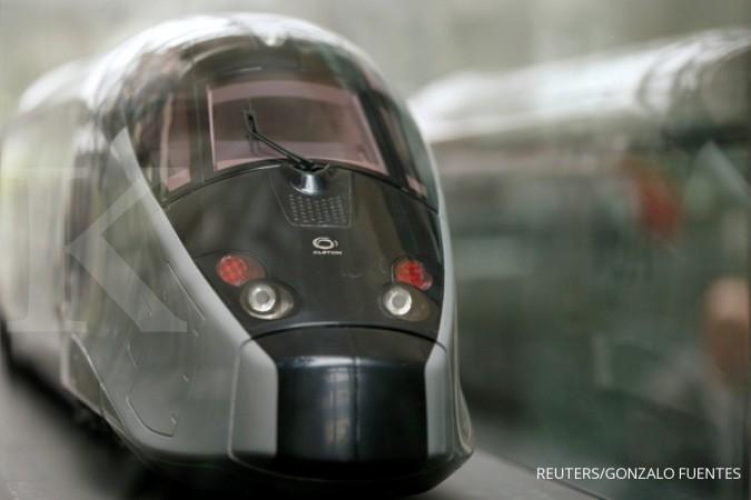 Kajian Kereta Cepat JKT-SBY rampung Desember