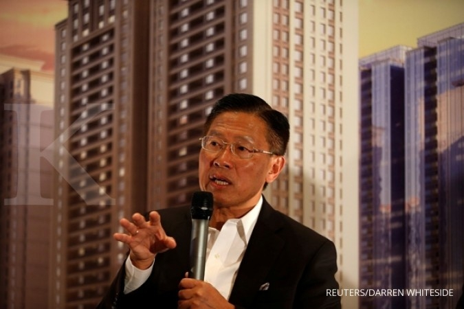 James Riady membantah isu penjualan Meikarta (Tapi Lippo kok lepas sbg Sahamnya?)